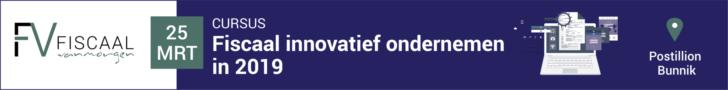 fiscaal innovatief ondernemen leaderboard