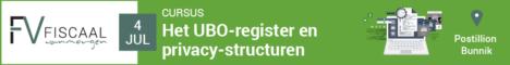 ubo-register en privacy-structuren banner