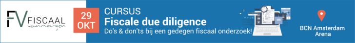 fiscale due diligence