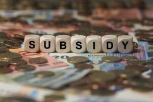 subsidies en btw