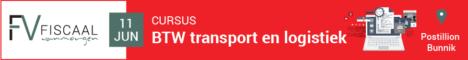 btw transport en logistiek
