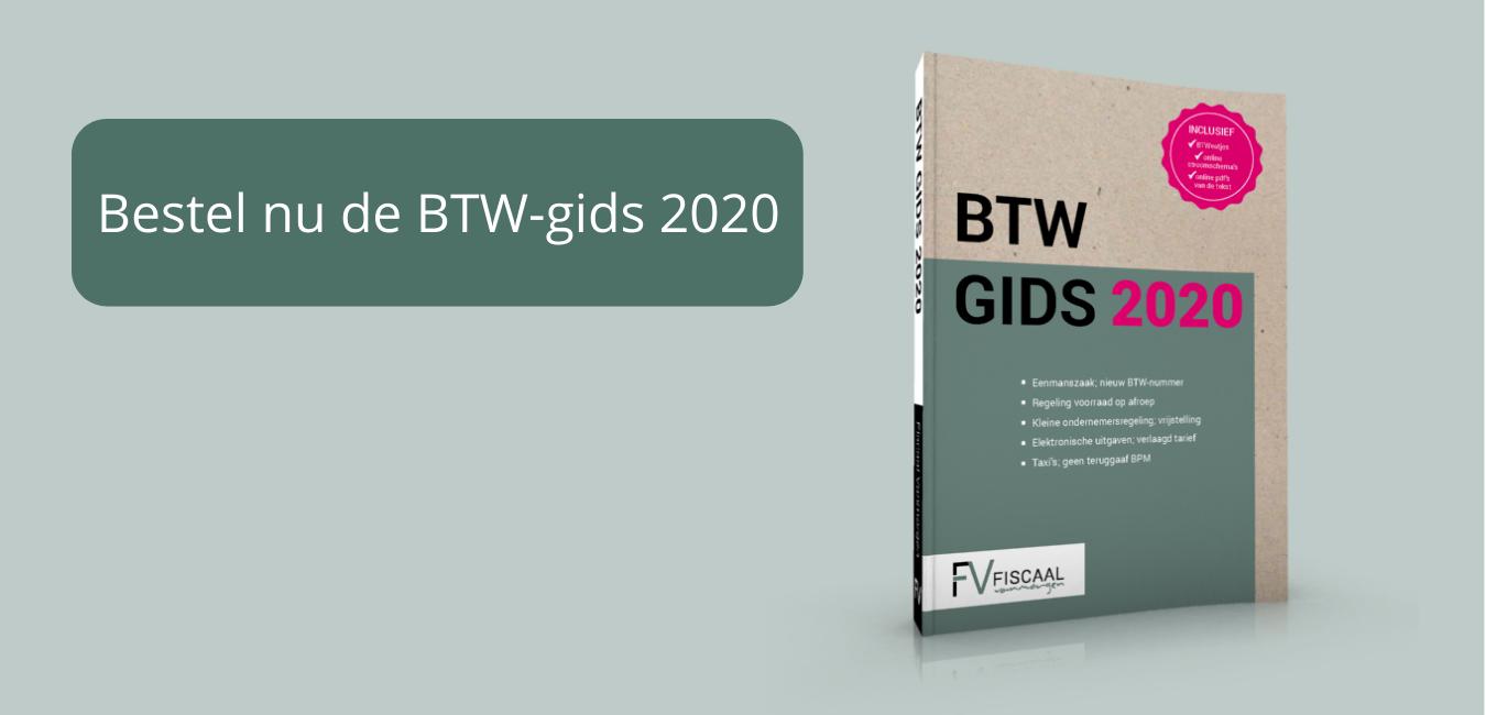 BTW gids 2020